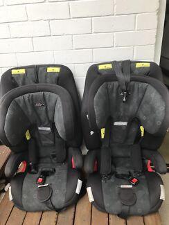 Car seats - convert to boosters