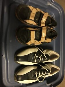 2 Pairs Women's Golf Shoes