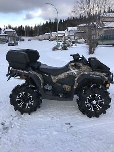 """2013 Can-Am Outlander XMR 1000 """"Only 1082 kms"""""""