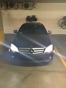Mercedes C300 4matic 2008