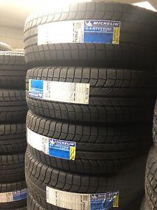 235/60r18, 235/65r18 Michelin, Bridgestone, mazinni winter tires