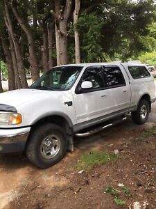2001 F150 Supercrew for trade