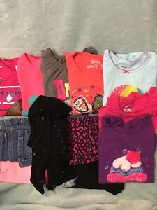 Girl's Clothes Size 3t