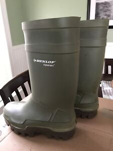Dunlop CSA Thermo+ Boots, Size 10