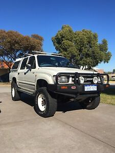 1998 Toyota Hilux 3Ltr Diesel!!!! Spearwood Cockburn Area Preview