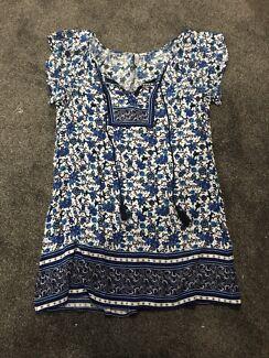 Lee Cooper Boho Dress/Top