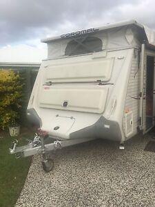 Coromal Corvair 549 Caravan Twin Waters Maroochydore Area Preview