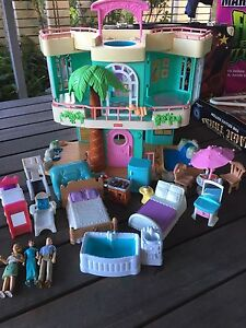 Fisher Price Resort, People & Furniture Wishart Brisbane South East Preview