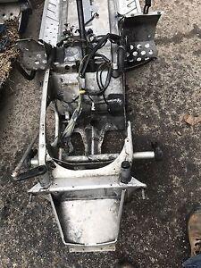 Firecat parts