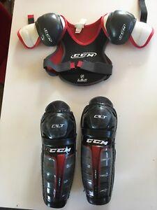 Équipement de hockey enfant