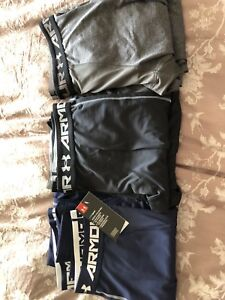Under Armour Compression Pants XL (6 pairs)