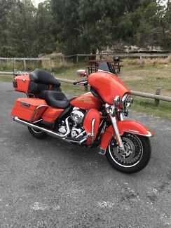 Harley Davidson 2012 Ultra Classic Just serviced immaculate