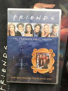 Friends: season one DVD