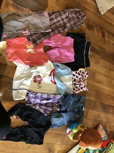 Girls clothes some size 2 and 3T