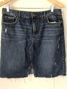 Loft denim skirt size 12 Potts Point Inner Sydney Preview