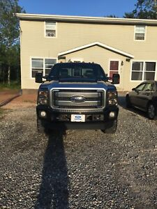 2015 Ford F-250 Platinum 4x4 6.7l