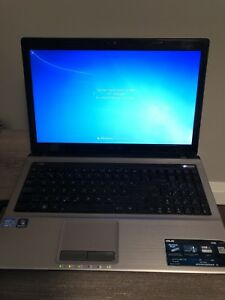 Excellent condition ASUS Laptop - 750gb HD 6gb memory