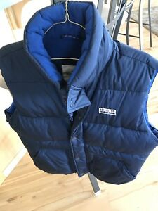 "MENS ""HOLLISTER"" VEST XL"
