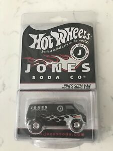 Hot Wheels RLC Jones Soda Van like a Super Treasure Hunts