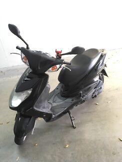 Scooter Yamaha Cygnus 125cc