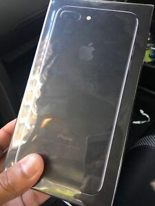 Iphone 7 plus 256 GB  brand new  unlocked