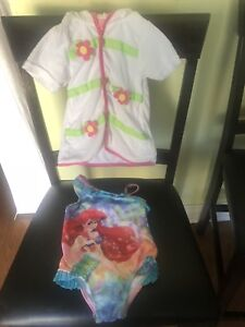 Bathing Suit & Cover Never Worn to Lightly Used for cheap