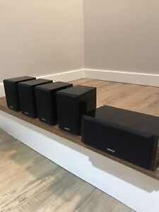 Tannoy HTS 5.0 speakers system