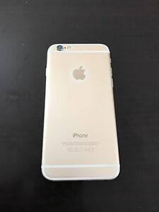 Gold iPhone 6 16GB