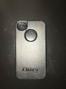 iPhone 4S Black Otter Box case