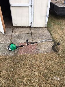 Poulan weed eater trimmer