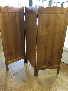Second hand Timber privacy dividers Revesby Bankstown Area Preview