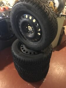Ford Mustang Winter Tires