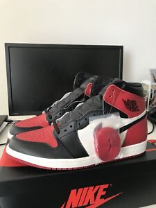 DS Bred toe 1s size 13