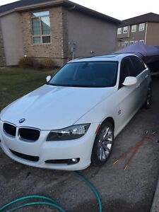 2011 BMW 328i X drive salvage vehicle