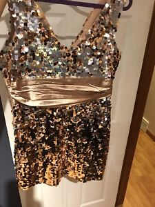 All sequence dresses