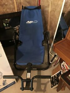Ab exercise chair