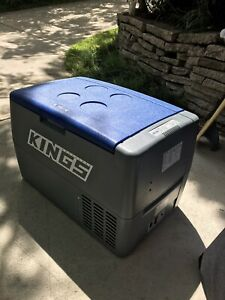 Kings Camping Fridge 45ltr With Cool Bag