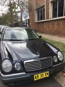 Mercedes Benz E240 1997 Glenfield Campbelltown Area Preview
