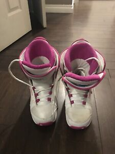 New Condition Firefly  Woman Snowboard Boots size 8.5