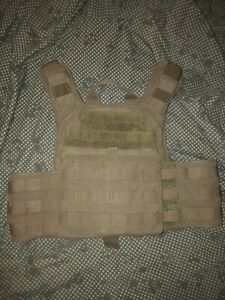 TAG Banshee plate carrier