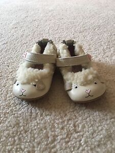Robeez Lamb Shoes