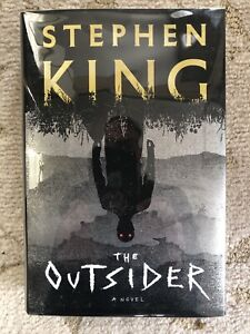 Stephen King The Outsider 2018 1st edition