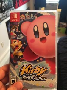 Trade Kirby for other switch games