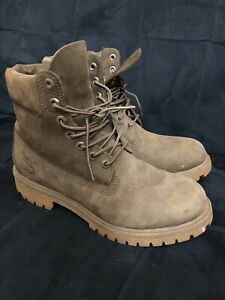 Timberlands size 8 men's