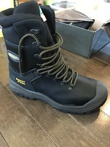 Men's CSA approved Work boots - size 10.5
