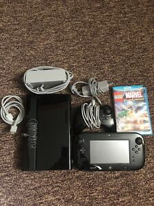 Nintendo Wii U Bundle: Mint condition