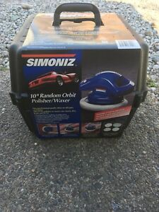 Simoniz Car Waxer Buffer