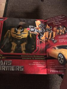 Ultimate bumblebee transformer new in box