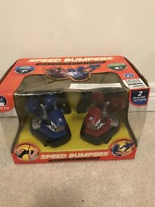 Speed Bumper Remote Control 2 Pack Vehicles - BRAND NEW IN BOX