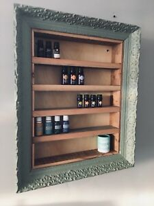 Essential Oil Custom Shelf